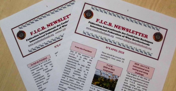 Download our F.I.C.B. Newsletter n°8