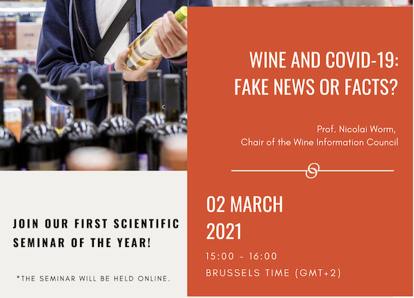 WINE AND COVID 19: FAKE NEWS AND FACTS...